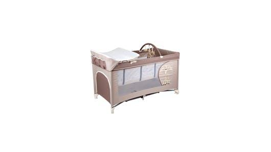 lit optic de renolux lit parapluie parents. Black Bedroom Furniture Sets. Home Design Ideas