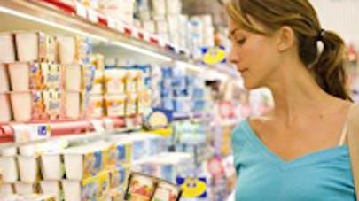 Halte aux dérivés laitiers