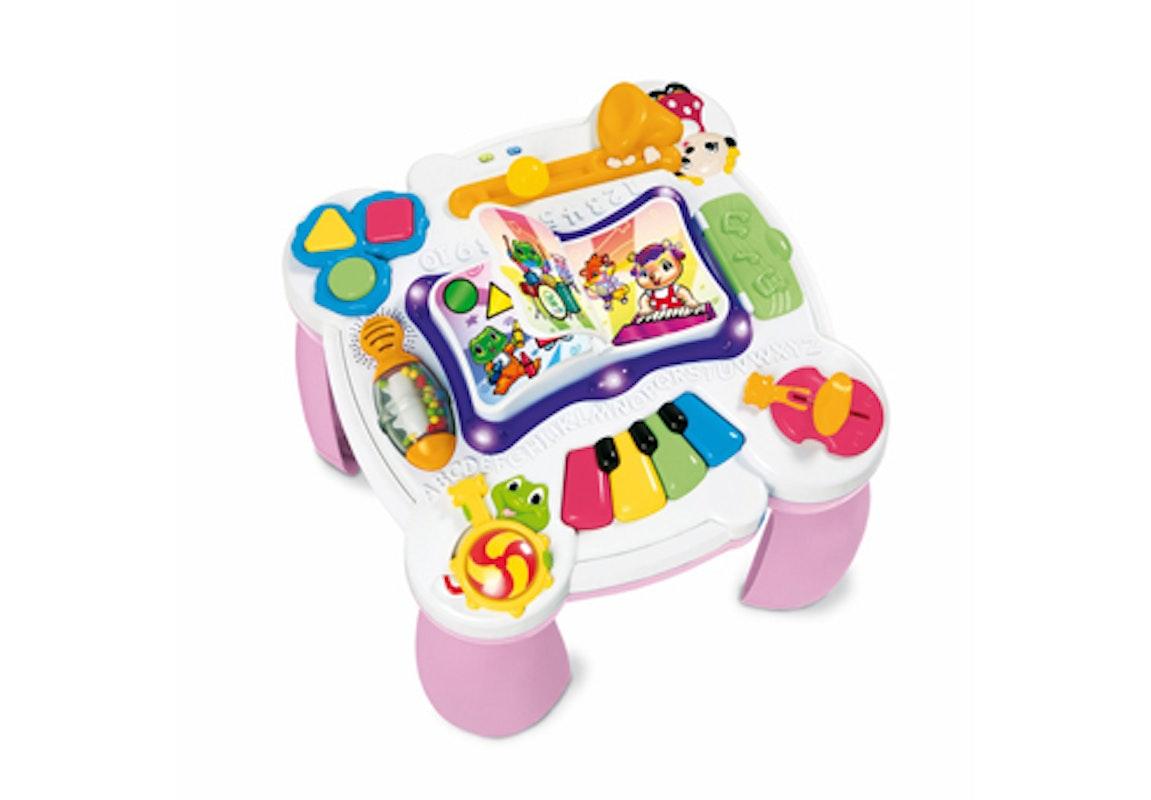 Les cadeaux de no l pour b b - Leapfrog table d eveil musical des animaux ...