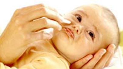 Bébé, en overdose de fluor ?
