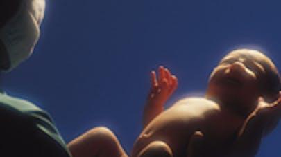 Née dans les cieux