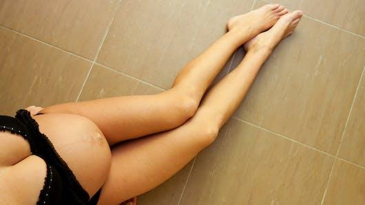 Grossesse : les crampes en questions