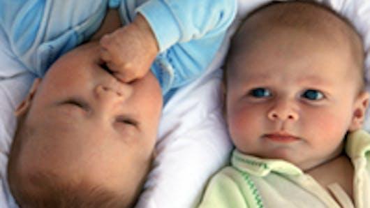Comment reconnaître vos jumeaux ?