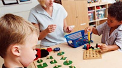L'école pour bébés handicapés