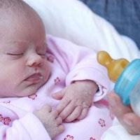 Conserver le biberon de Bébé