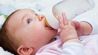 biberon bébé