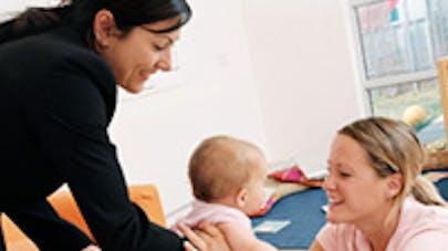 Boulot et bébé, dur à gérer