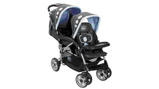 Poussette double Duo Twin, Babybus