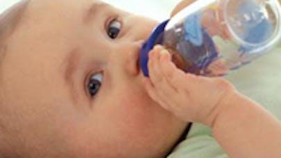 Les bib' au BPA interdits