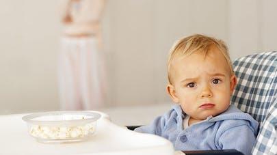 Néophobie alimentaire : qaund bébé refuse des aliments