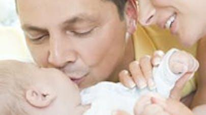 Deux bébés et un mariage