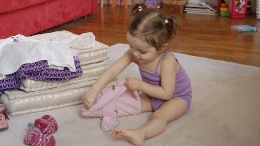 Votre enfant est-il débrouillard ?
