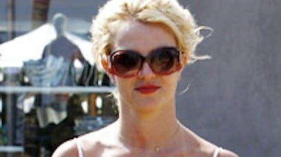 Britney, maman top !