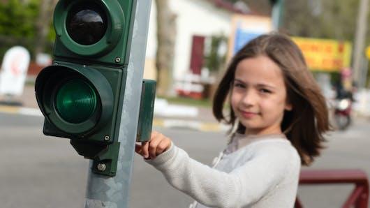 Les règles de sécurité sur le chemin de l'école