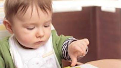Bébé fin gourmet