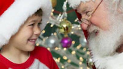 Un vaccin pour le Père Noël !