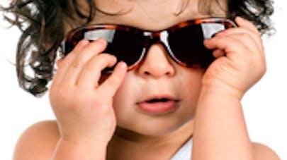 Protégez les yeux de Bébé !