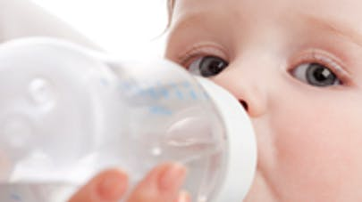 Adieu les biberons au BPA