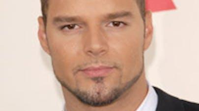 Ricky Martin s'engage