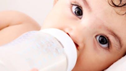 Bénéfique, le lait enrichi ?