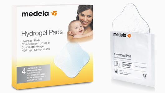Compresses Hydrogel de MEDELA