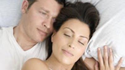Les hommes, comblés au lit