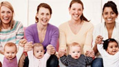 Une maternité hors du commun