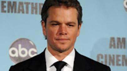Un garçon pour Matt Damon ?