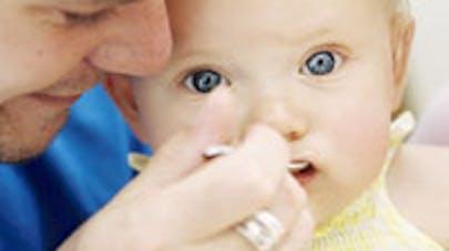Rappel d'antibios pour bébés
