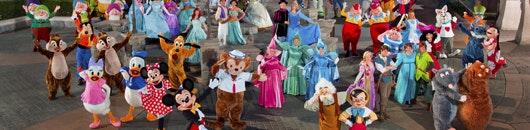 Disneyland Paris a 20 ans