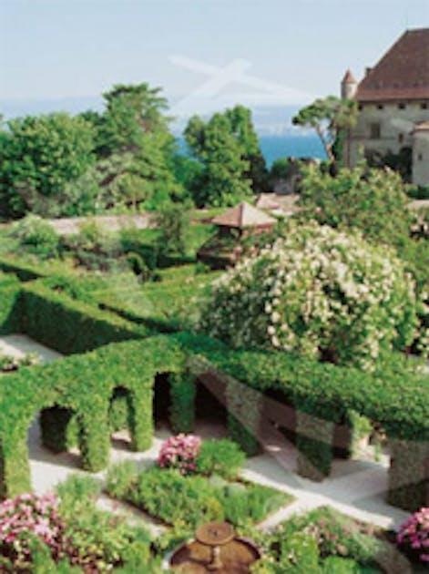 Le Labyrinthe du Jardin des 5 sens - PARENTS.fr