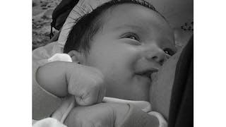 Sara, 2 mois