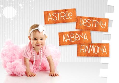 Astrée, Destiny, Kabéna et Ramona
