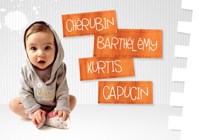 Chérubin, Barthélemy, Kurtis et Capucin