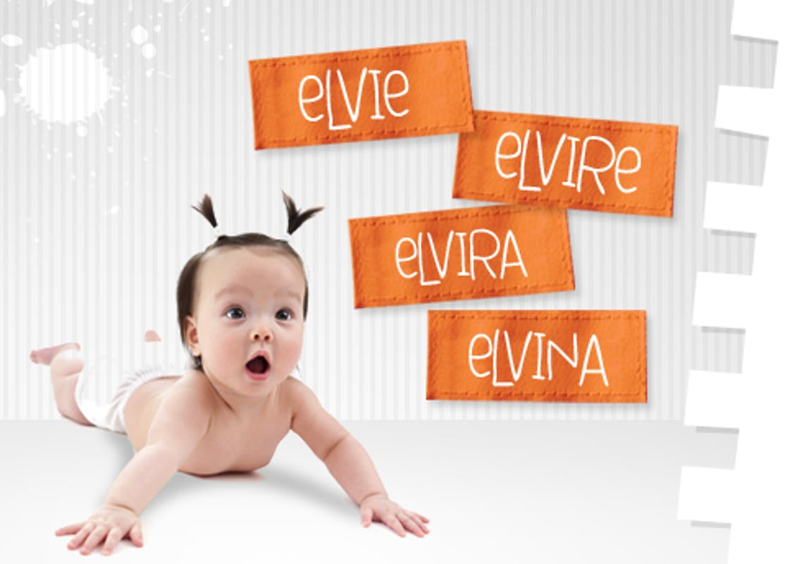 Elvie, Elvire, Elvira et Elvina