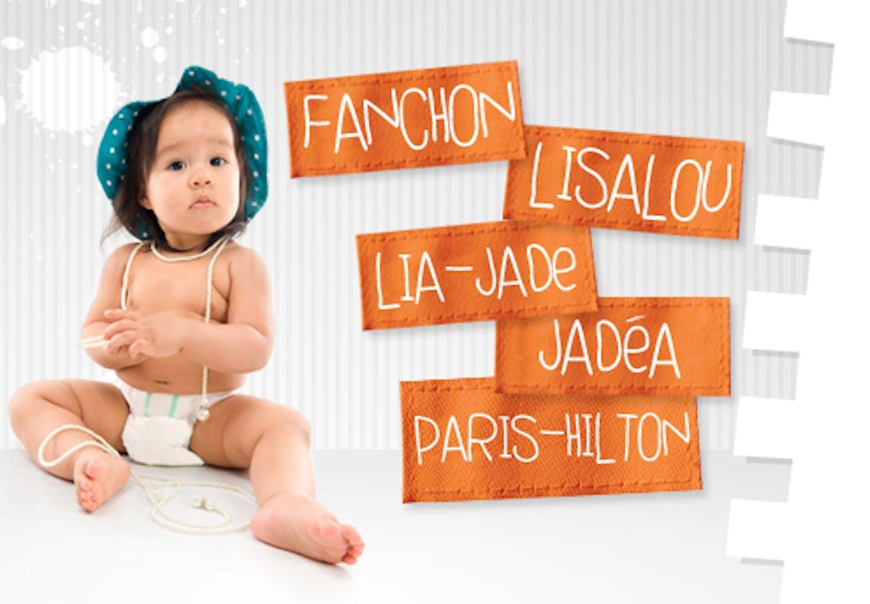 Fanchon, Lisalou, Lia-Jade, Jadéa et Paris-Hilton