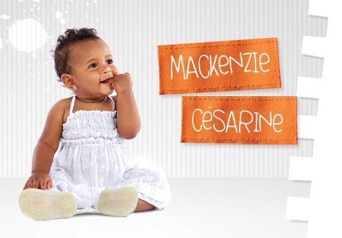 Mackenzie et Césarine