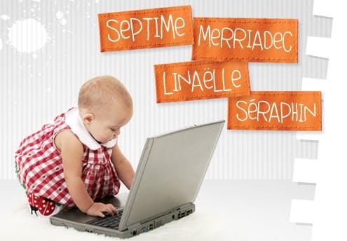 Septime, Merriadec, Linaëlle et Séraphin