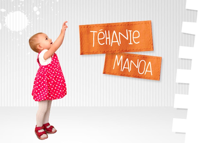 Téhanie et Manoa