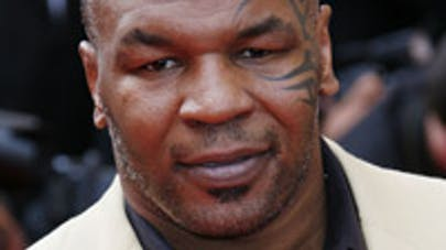 Mike Tyson remet ça !