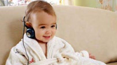 Le chant, bon pour Bébé