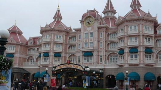 Noël à Disney