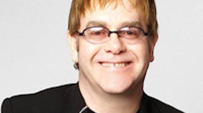 Elton John pouponne