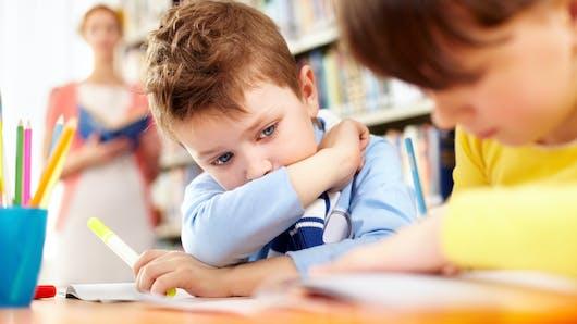 Ecole : les problèmes de concentration de l'enfant