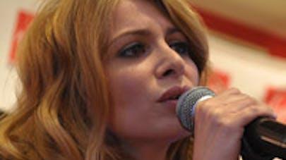 Julie Zenatti a accouché