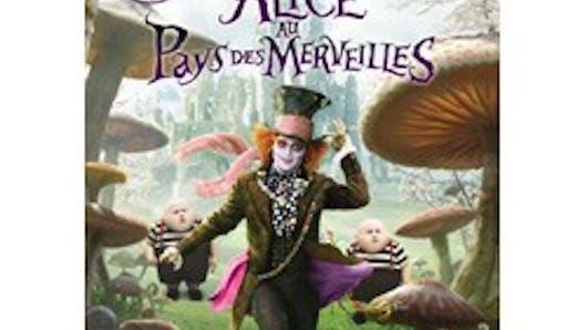 Alice aux pays des merveilles sur Wii