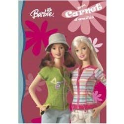 Barbie - Mon carnet d'amitié