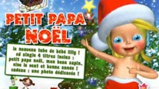 Bébé Lilly Petit Papa Noël