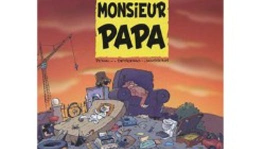 Billy the cat T 9 Monsieur Papa