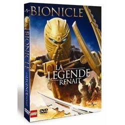Bionicle la légende renaît